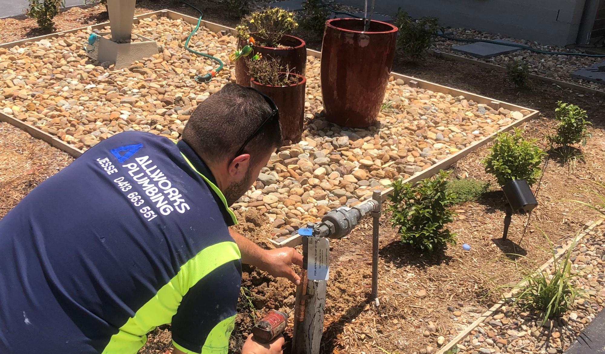 water meter repairs